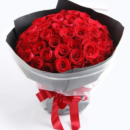 send rose flowers to china