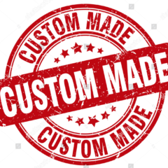 custom made shopping