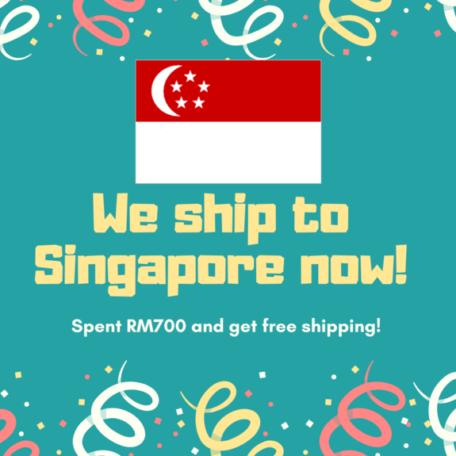 ship to singapore