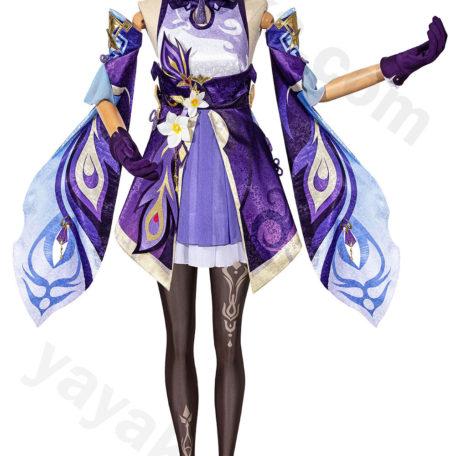 Genshin Impact Keqing Costume