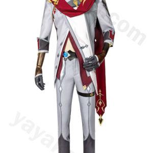 Genshin Impact Tartaglia Costume