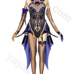 Fischl cosplay costume