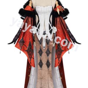 Genshin Impact La Signora Costume